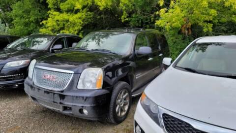 2011 GMC Yukon for sale at Clare Auto Sales, Inc. in Clare MI