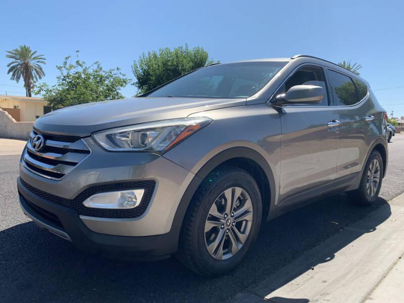 2014 Hyundai Santa Fe Sport for sale at Hyatt Car Company in Phoenix AZ