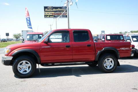 2001 Toyota Tacoma for sale at L & S AUTO BROKERS in Fredericksburg VA