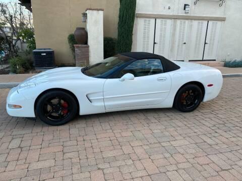 1998 Chevrolet Corvette for sale at California Motor Cars in Covina CA