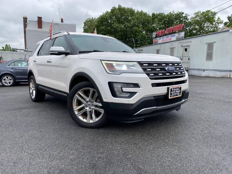 2016 Ford Explorer for sale at PRNDL Auto Group in Irvington NJ