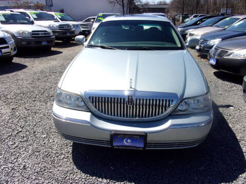 2007 Lincoln Town Car for sale at Balic Autos Inc in Lanham MD