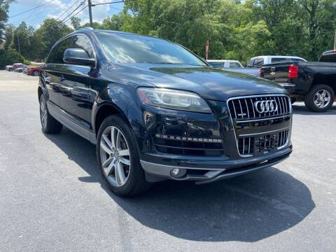 2011 Audi Q7 for sale at Luxury Auto Innovations in Flowery Branch GA
