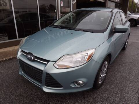 2012 Ford Focus for sale at Arko Auto Sales in Eastlake OH