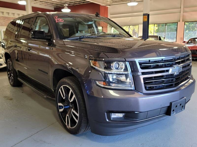 2018 Chevrolet Suburban for sale at AW Auto & Truck Wholesalers  Inc. in Hasbrouck Heights NJ