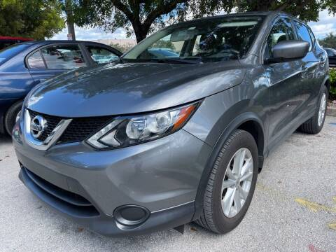 2018 Nissan Rogue Sport for sale at DORAL HYUNDAI in Doral FL