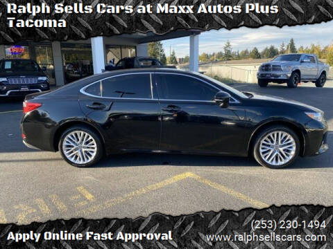 2014 Lexus ES 350 for sale at Ralph Sells Cars at Maxx Autos Plus Tacoma in Tacoma WA