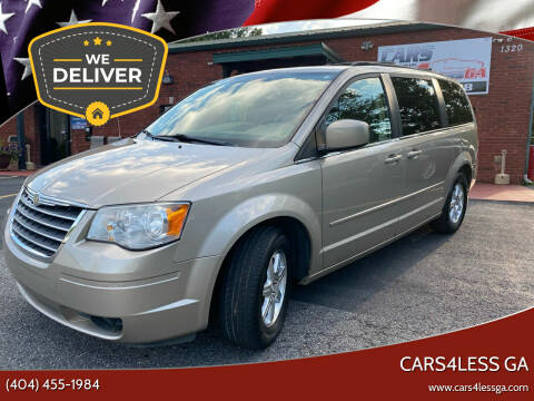 2008 Chrysler Town and Country for sale at Cars4Less GA in Alpharetta GA