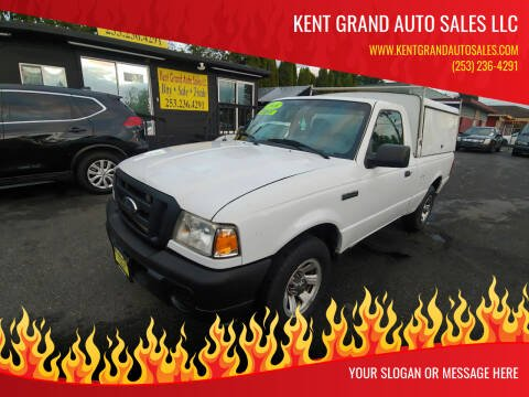 2008 Ford Ranger for sale at KENT GRAND AUTO SALES LLC in Kent WA