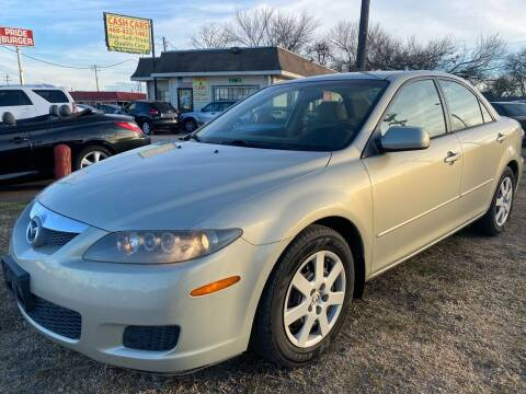 2006 Mazda MAZDA6 for sale at Texas Select Autos LLC in Mckinney TX