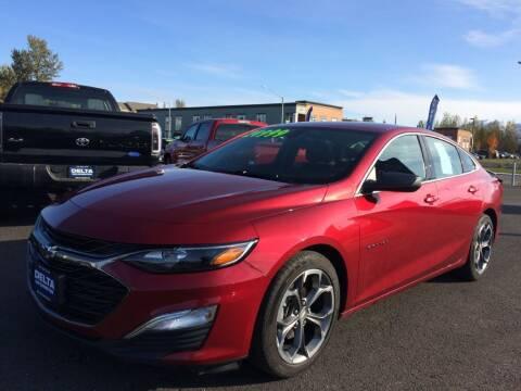 2019 Chevrolet Malibu for sale at Delta Car Connection LLC in Anchorage AK