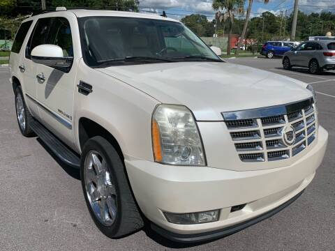 2008 Cadillac Escalade for sale at Consumer Auto Credit in Tampa FL
