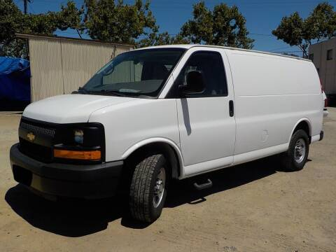 2011 Chevrolet Express Cargo for sale at Royal Motor in San Leandro CA