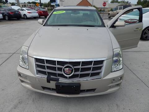 2009 Cadillac STS for sale at Auto Outlet of Sarasota in Sarasota FL