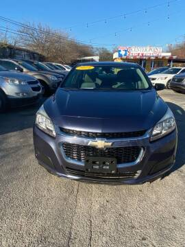 2014 Chevrolet Malibu for sale at Centerpoint Motor Cars in San Antonio TX