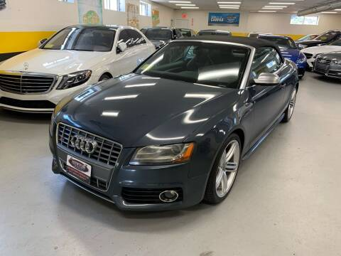 2011 Audi S5 for sale at Newton Automotive and Sales in Newton MA