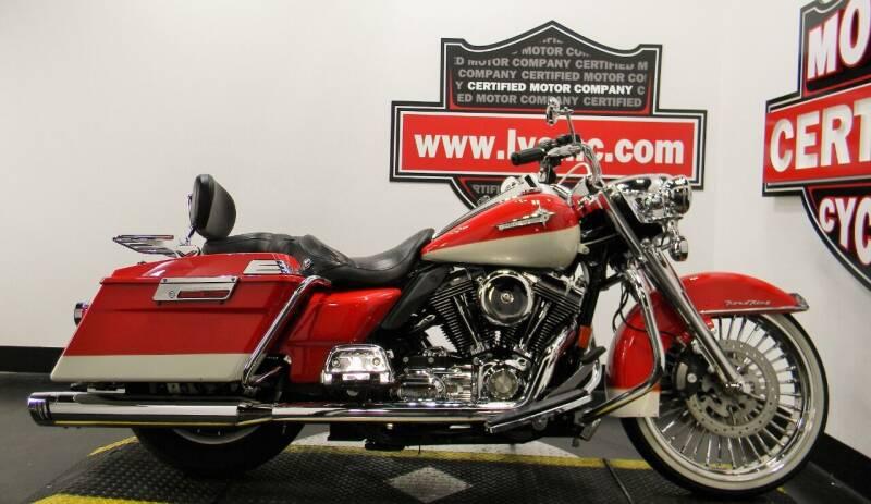 2008 Harley-Davidson Road King for sale in Las Vegas, NV