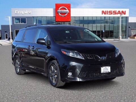 2019 Toyota Sienna for sale at EMPIRE LAKEWOOD NISSAN in Lakewood CO