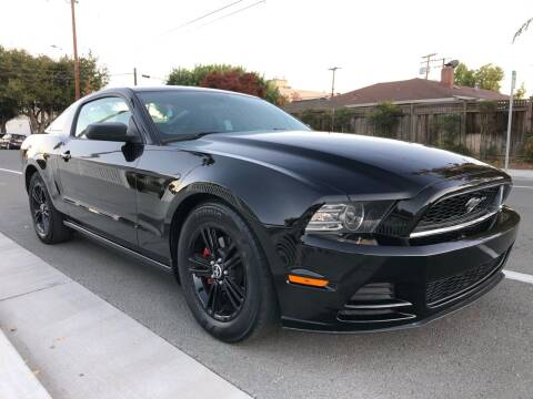 2013 Ford Mustang for sale at OPTED MOTORS in Santa Clara CA