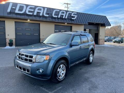 2012 Ford Escape for sale at I-Deal Cars in Harrisburg PA