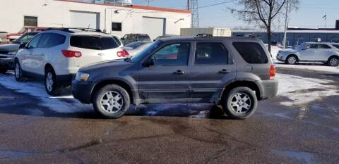 2005 Ford Escape for sale at Tower Motors in Brainerd MN