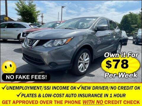 2018 Nissan Rogue Sport for sale at AUTOFYND in Elmont NY