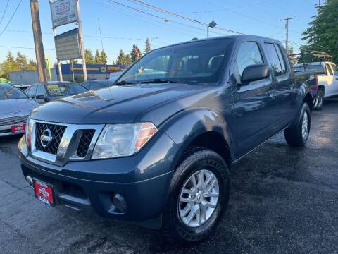 2015 Nissan Frontier for sale at Real Deal Cars in Everett WA