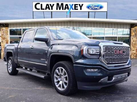 2018 GMC Sierra 1500 for sale at Clay Maxey Ford of Harrison in Harrison AR