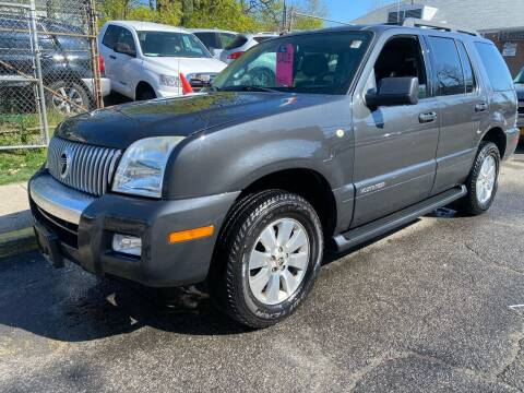 2007 Mercury Mountaineer for sale at White River Auto Sales in New Rochelle NY