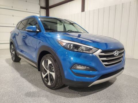 2018 Hyundai Tucson for sale at Hatcher's Auto Sales, LLC in Campbellsville KY