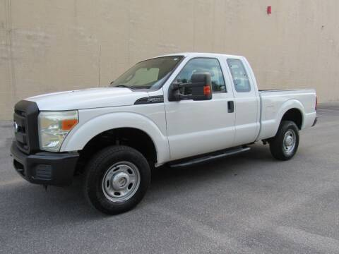 2011 Ford F-250 Super Duty for sale at Truck Country in Fort Oglethorpe GA