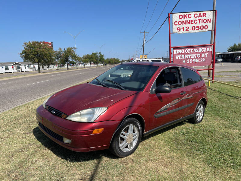2002 Ford Focus for sale at OKC CAR CONNECTION in Oklahoma City OK