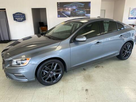 2017 Volvo S60 for sale at Used Car Outlet in Bloomington IL