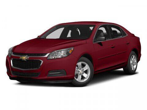 2014 Chevrolet Malibu for sale at Wally Armour Chrysler Dodge Jeep Ram in Alliance OH
