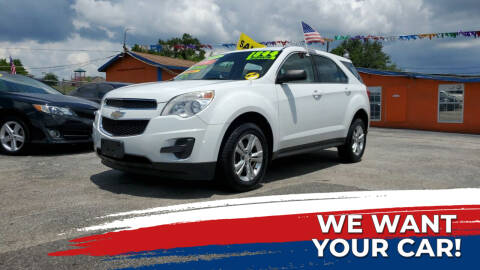 2015 Chevrolet Equinox for sale at GP Auto Connection Group in Haines City FL