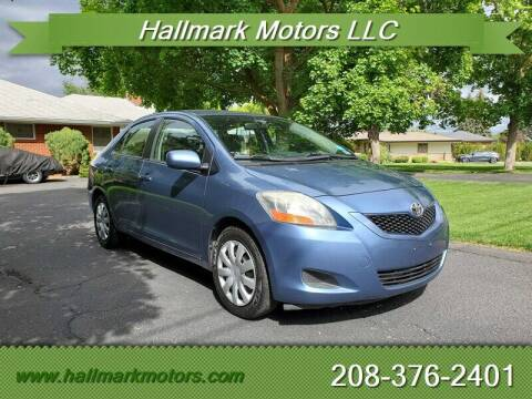 2010 Toyota Yaris for sale at HALLMARK MOTORS LLC in Boise ID