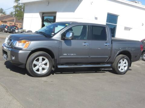 2013 Nissan Titan for sale at Price Auto Sales 2 in Concord NH