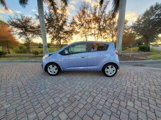 2015 Chevrolet Spark for sale at World Champions Auto Inc in Cape Coral FL
