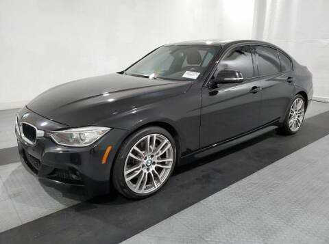 2015 BMW 3 Series for sale at Collection Auto Import in Charlotte NC