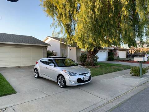 2012 Hyundai Veloster for sale at Blue Eagle Motors in Fremont CA