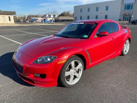 2005 Mazda RX-8 for sale at CAR SPOT INC in Philadelphia PA