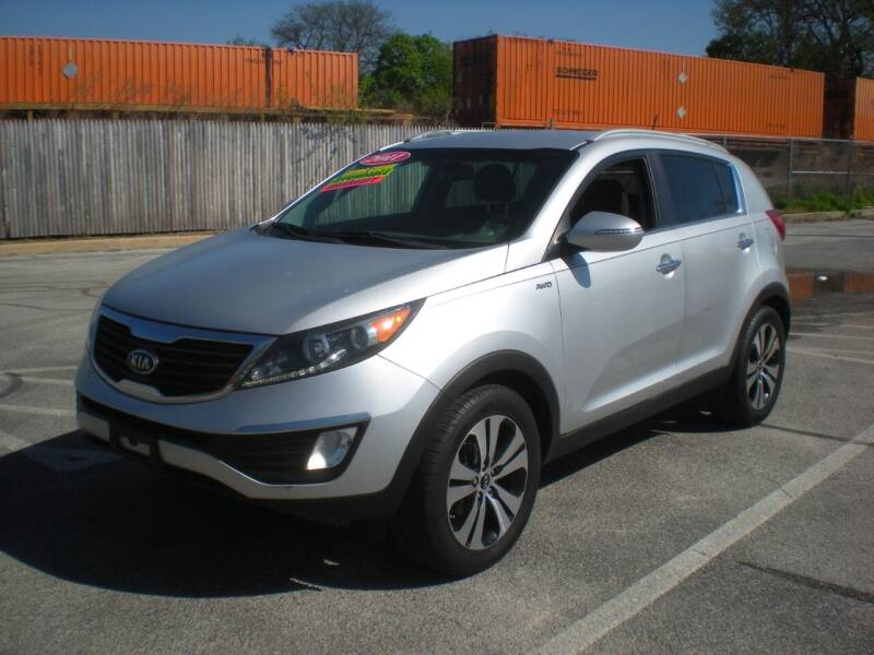 2011 Kia Sportage for sale at 611 CAR CONNECTION in Hatboro PA