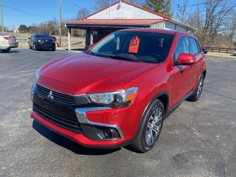 2017 Mitsubishi Outlander Sport for sale at Best Buy Auto Sales in Midland OH