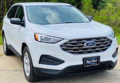 2021 Ford Edge for sale at Rogel Ford in Crystal Springs MS