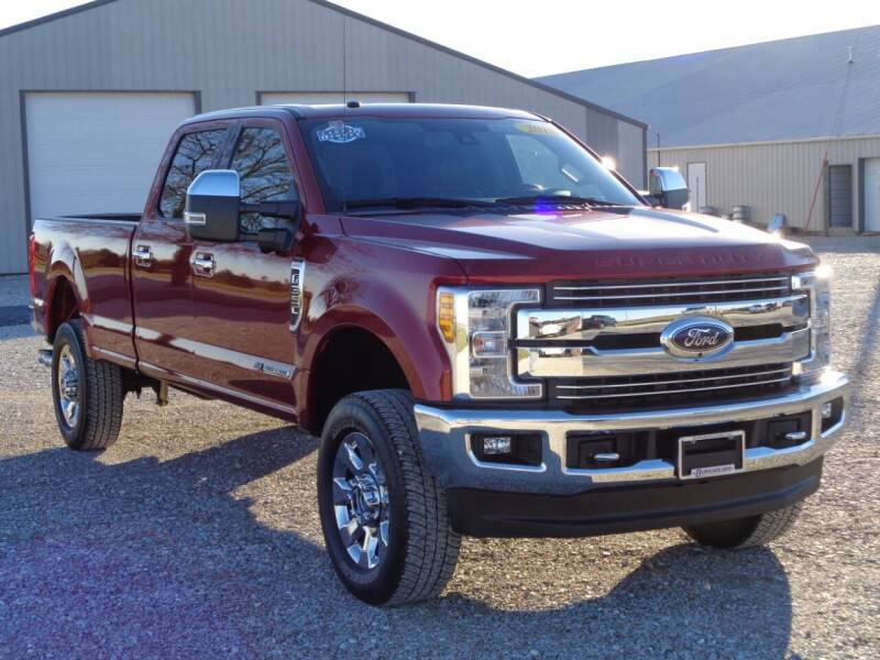 2017 Ford F-350 Super Duty for sale at Burkholder Truck Sales LLC (Edina) in Edina MO