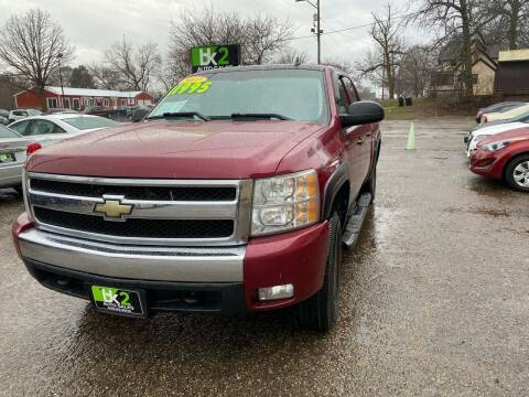 2007 Chevrolet Silverado 1500 for sale at BK2 Auto Sales in Beloit WI
