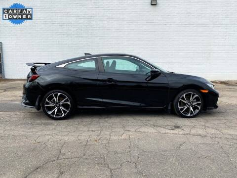 2018 Honda Civic for sale at Smart Chevrolet in Madison NC