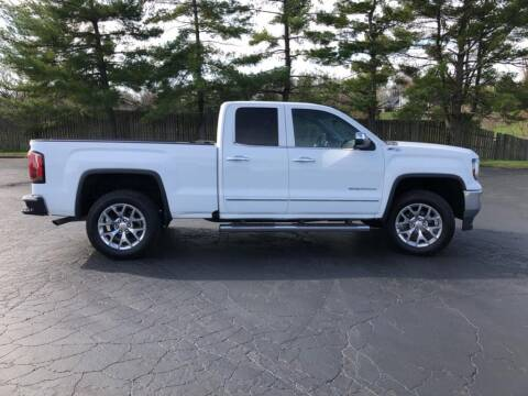2017 GMC Sierra 1500 for sale at St. Louis Used Cars in Ellisville MO