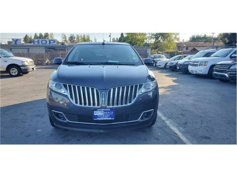 2015 Lincoln MKX for sale at AutoDeals in Hayward CA