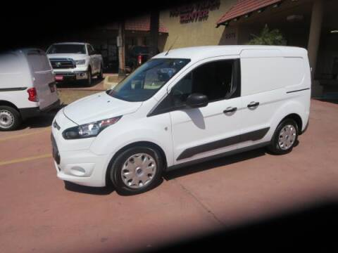 2015 Ford Transit Connect Cargo for sale at Norco Truck Center in Norco CA
